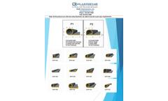 Elastostar - Rubber P-Channel / P-Shape / P-Seal & Gaskets Brochure