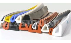 Elastostar - Rubber U-Channel Manway Seals & Gaskets