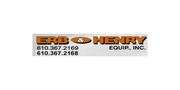 ERB & HENRY EQUIP., INC.
