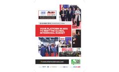 Intermodal Asia Exhibition and Conference 2019 - Brochure