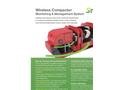 SmartTrash Wireless Compactor Monitoring & Management System Brochure