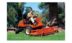 F2680E (2WD) - Model Kubota - Commercial Mowers