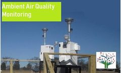 Ambient Air Quality Monitoring Services