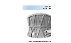 HOW COOLING TOWER PERFORMANCE RELATED TO FAN STACK