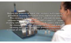 LACTOSCAN LW - Windows OS based ultrasonic milk analyzer - Video