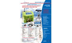 Milkotronic - Model MCCWS - Milk Analyzer - Brochure