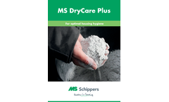 MS DryCare - Model Plus - Drying Powder Brochure