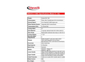 Commercial Mower Specification- Brochure