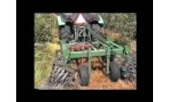 Blueberry Cultivator Video