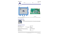 AGRILED - Model IFL-10R - Standard Climate Control System Manual