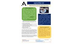 AQUAPRO EZ Aquaculture Powder Mixture - Product Information Sheet