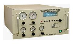 VIG Industries - Model 200 FID Dual Channel - Oven Heated Total Hydrocarbon Analyzer