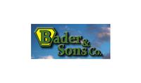 Bader & Sons Co.
