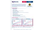 ResinTech - Model SBG1 - Anion Exchange Resin Type 1 Gel Cl Or OH Form - Datasheet