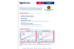 ResinTech - Model CGS - Cation Exchange Resin Softening Grade Sodium (Na) Form - Datasheet