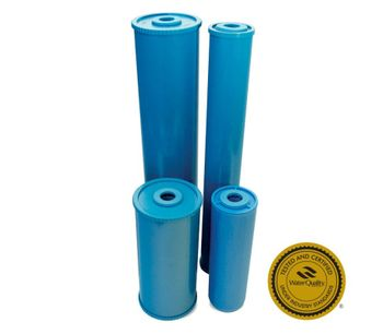 Aries - General Purpose Acid Washed Granular Activated Carbon Replacement Cartridges