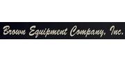Brown Equipment Company, Inc.