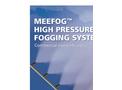 MeeFog - Commercial Humidification Fog Systems