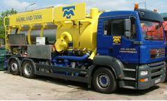 Vacuum Tanker Hire Service