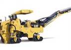 Model PM102 - Track Undercarriage Cold Planer