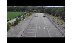 LEADSUN AE2 Split Type at Parking Lot Video