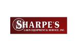 Sharpes Lawn Equipment Equipment.