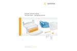 Claristep Syringeless - Model 17C06FT---96 - Regenerated Cellulose Filter Brochure