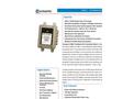 Conspec - Model P2621-NO2/VC - Nitrogen Dioxide Monitor & Ventilation Fan Controller