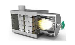 Mobiclean - Model 200 – 5000 kW - Diesel Particulate Filter
