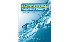 Aquifer Test Data: Analysis and Evaluation