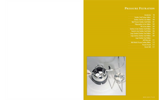 Pressure Filtration - Catalogue
