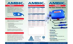 JetStream - Teat Spray System Brochure