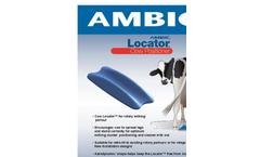 Cow Locator Brochure