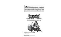 Imperial - Vacuum Trailers Brochure