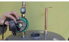How to Install a Hot Water Circulation System - Video