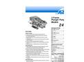 Cat - Model 230 3FR - Ceramic Plunger Pump Brochure