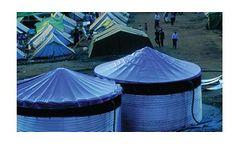 Oxfam - Steel Storage Tank