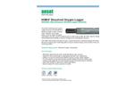 HOBO Dissolved Oxygen Logger - Datasheet