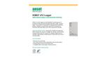 HOBO U12 Logger Multi-Channel Energy & Environmental Monitoring - Datasheet