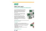 HOBO UX90 Loggers - Datasheet