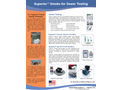 Superior - Smoke for Sewer Testing - Brochure