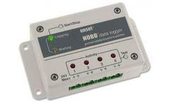 Onset HOBO - Model UX120-017M - 4-Channel Pulse Data Logger, Extended Memory