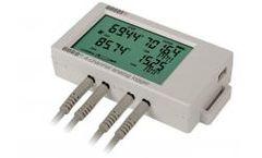 Onset HOBO - Model UX120-006M - 4-Channel Analog Data Logger