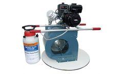 Superior - Model 10-L - Liquid Smoke Manhole Blower