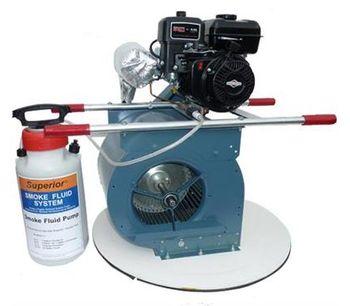 Superior - Model 15-L - High-Output Liquid Smoke Manhole Blower