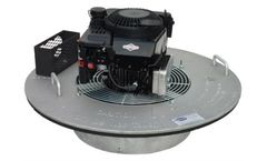 Superior - Model 30-S - High Output, Low-Profile Manhole Smoke Blower