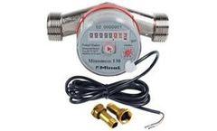 Model T-MINOL-130-NL - Water Flow Meter Sensor, No Lead