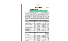 TE-BXC30 Bi-axial Geogrid-Composite (TE-BXC) Brochure