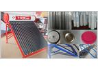 Model Galvanized Steel Series - Compact Non-pressure Solar Water Heater