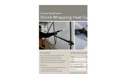 Shrink - Wrapping Gun Datasheet